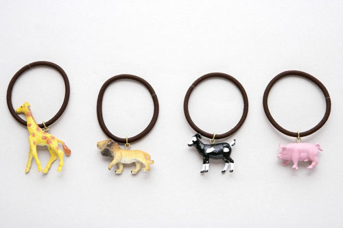 Animal Hair Band