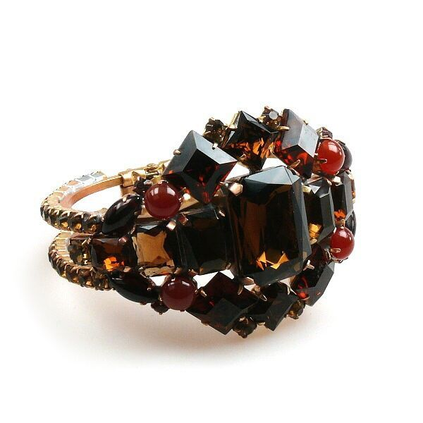 Barocco Bracelet BROWN