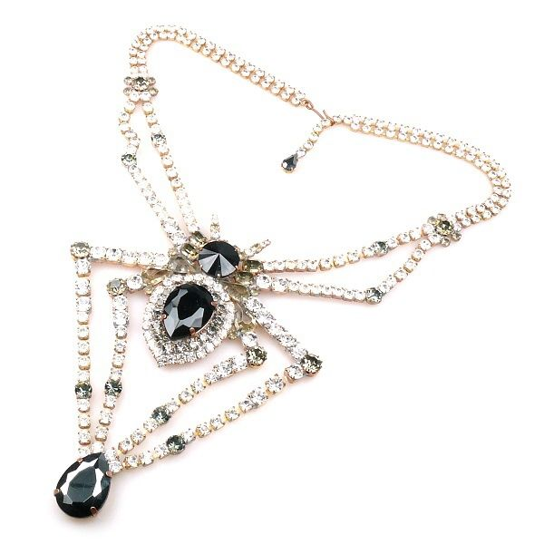 Spider Necklace MONO