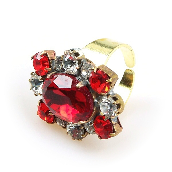 Alpha Ring RED