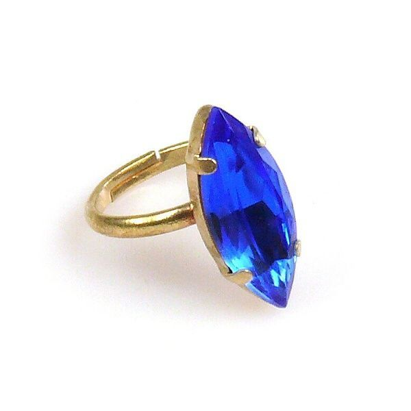 Theta Ring BLUE