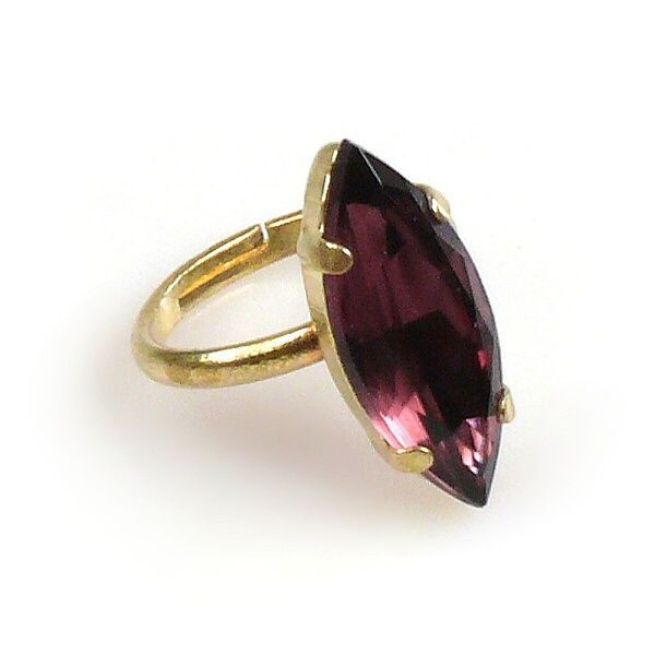 Theta Ring PURPLE